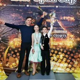"""Змагання """"Lviv Open Cup"""", 23-24/11/2019р."""